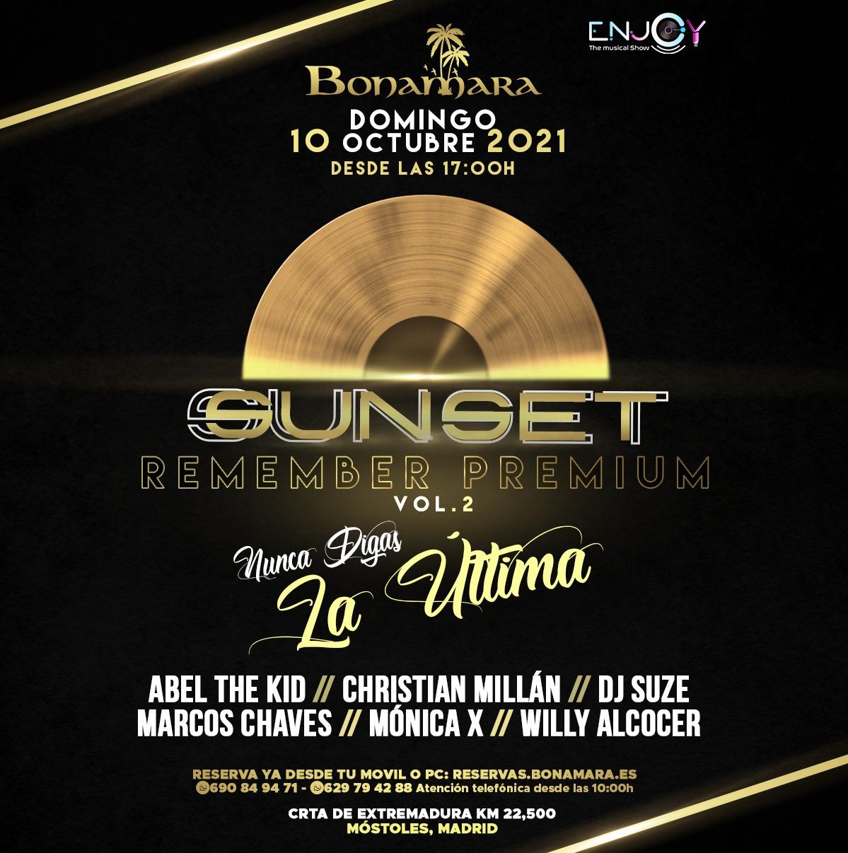 bonamara sunset 10-10-21 abel the kid